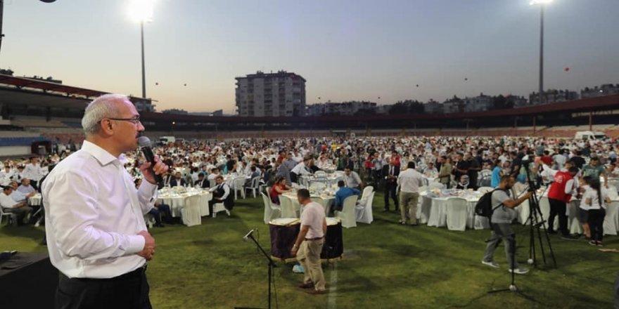 """Bakan Elvan: """"Türkiye'nin gücü kıymetli gençleridir"""""""