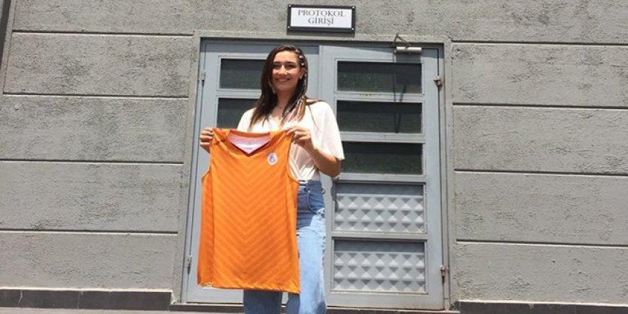 Galatasaray, Hande Baladın'ı kiraladı