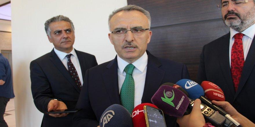 Bakan Ağbal: Kılıçdaroğlu hesap yapmayı bilmiyor