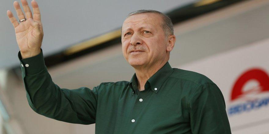 Erdoğan: Terörle mücadele konusunda bir söylemleri yok