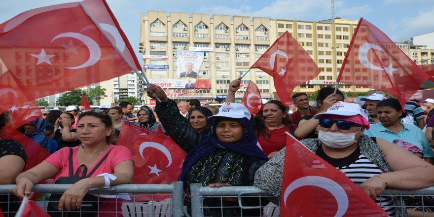 """Kılıçdaroğlu: """"Hiçbir çocuk yatağa aç girmeyecek"""""""