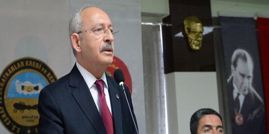 Kılıçdaroğlu, Muharrem İnce'nin ilk yapacağı işi açıkladı