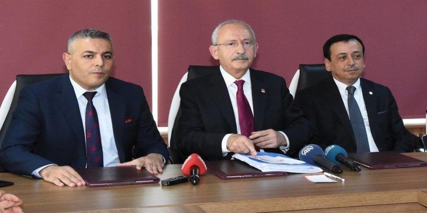 Kılıçdaroğlu:Her şeyi planladık