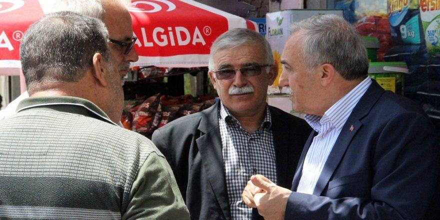 Bakan Fakıbaba, destek istedi