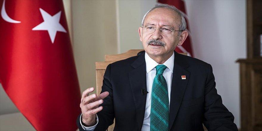 Kılıçdaroğlu: ABD'nin FETÖ elebaşını iade etmesi lazım