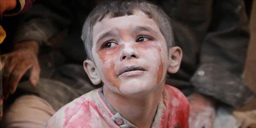 UNICEF: İdlib'de 4 günde 13 çocuk öldü