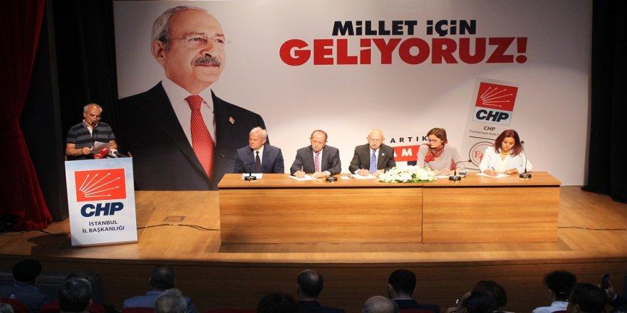 Kılıçdaroğlu, kentsel dönüşüm mağdurlarıyla buluştu