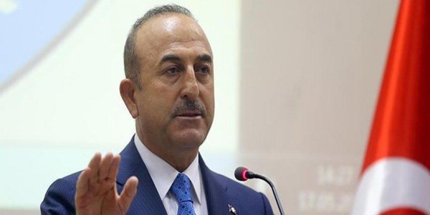 Çavuşoğlu'dan Adil Öksüz açıklaması