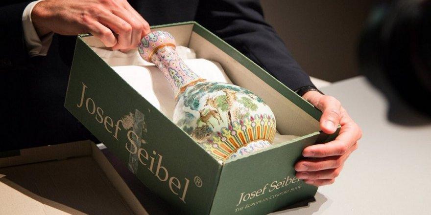 Vazo, 19 milyon dolara satıldı