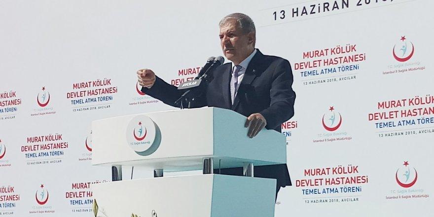 Bakanı Demircan: Hasta garantisi diye bir şey yok