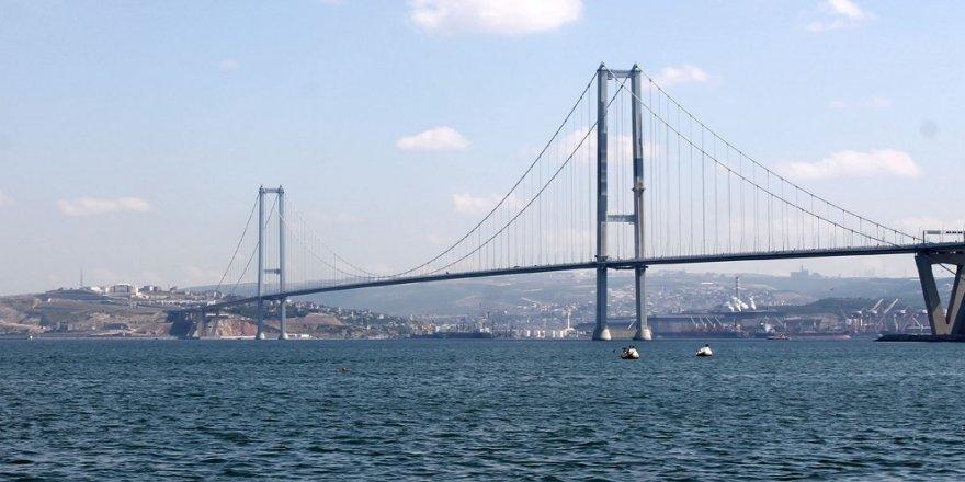 Osmangazi Köprüsü açıklaması