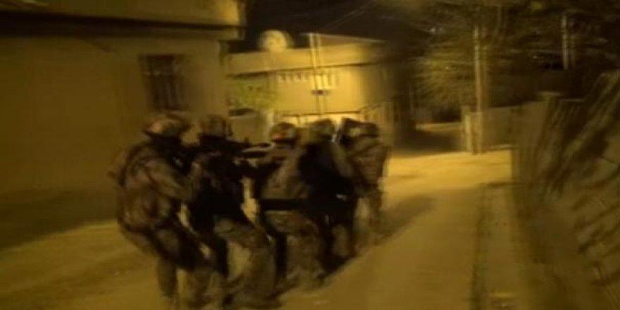 PKK/KCK operasyonu: 23 gözaltı