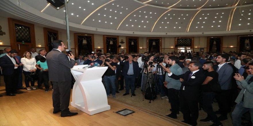 """Bakan Tüfenkci: """"Siyaseti silahla, kanla durduramazsınız"""""""