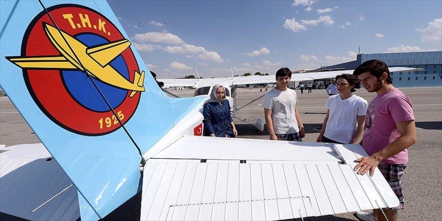 THK, ücretsiz havacılık kursu veriyor
