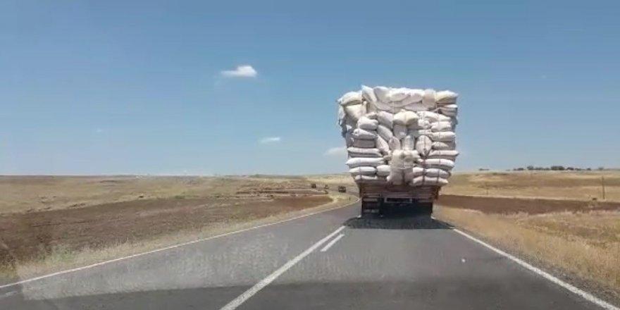 Kamyonun tehlikeli yolculuğu