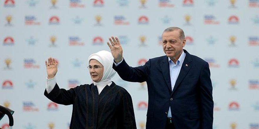 Erdoğan: En baba mitingimizi yapıyoruz