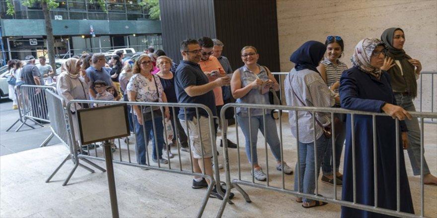 ABD'de oy verme işlemi sona erdi