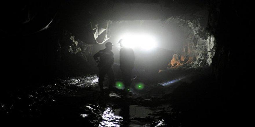 Madende yangın