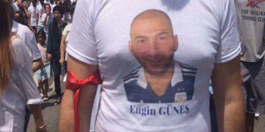 Binler çetelerin kurbanı Türk genç için yürüdü
