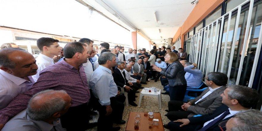 Fatma Şahin'den Erdoğan mitingine davet