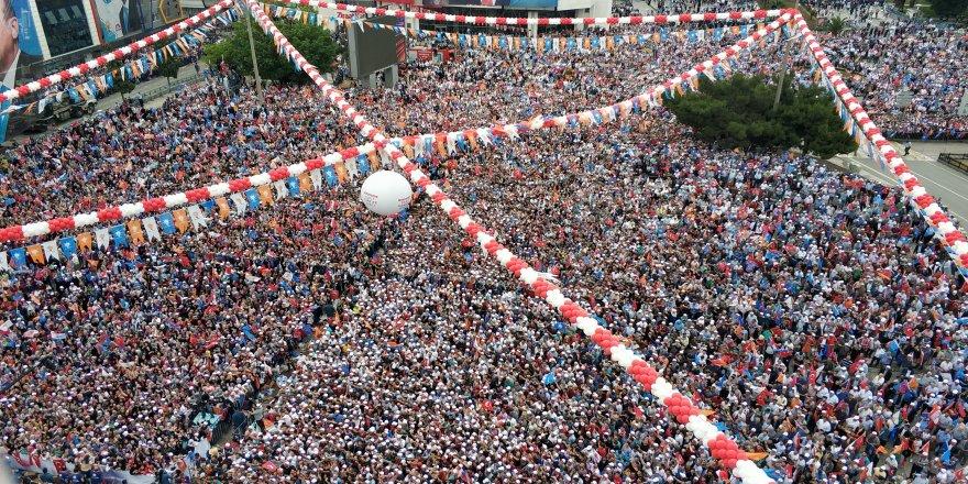 """Cumhurbaşkanı Erdoğan: """"Şu anda Münbiç'te operasyonlar başladı"""""""