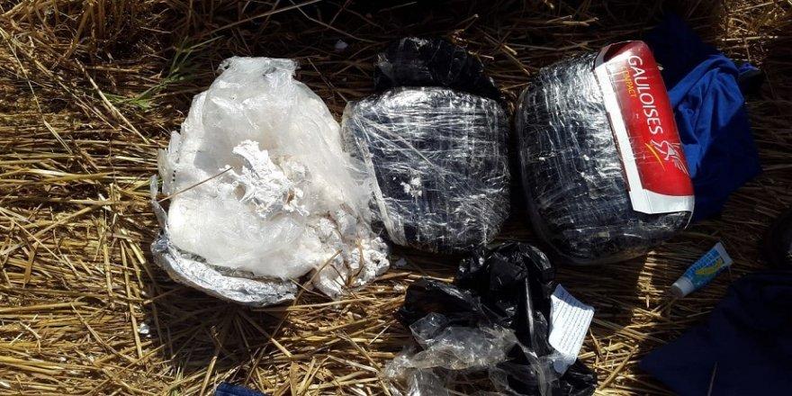 10 kilogram patlayıcı bulundu