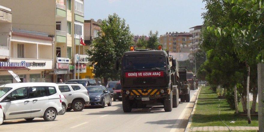 Afrin'deki birliklerin dönüşleri başladı