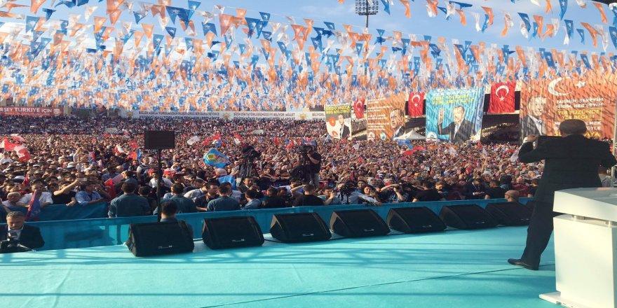 """Cumhurbaşkanı Erdoğan: """"Menbiç'i boşaltıyoruz, bunu diplomasiyle yaptık"""""""