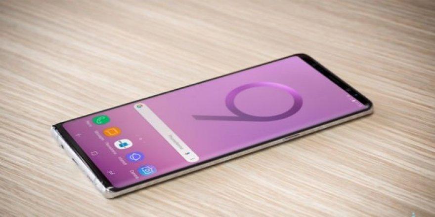 Samsung'dan bir ilk!