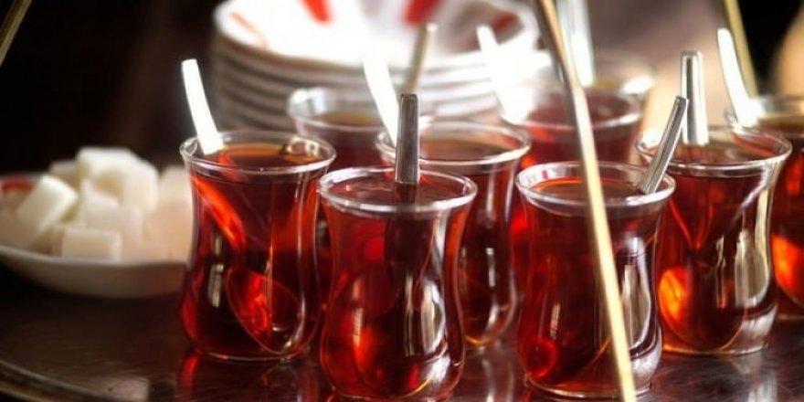 Çay sigara tiryakileri için kritik uyarı