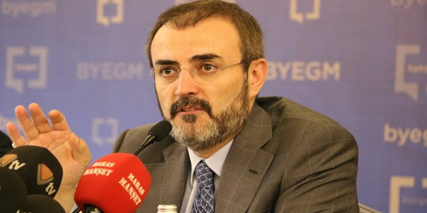 Ünal: Kılıçdaroğlu milletin iradesine saygı duymuyor