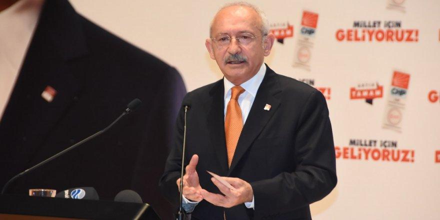 Kılıçdaroğlu'dan kurultay açıklaması