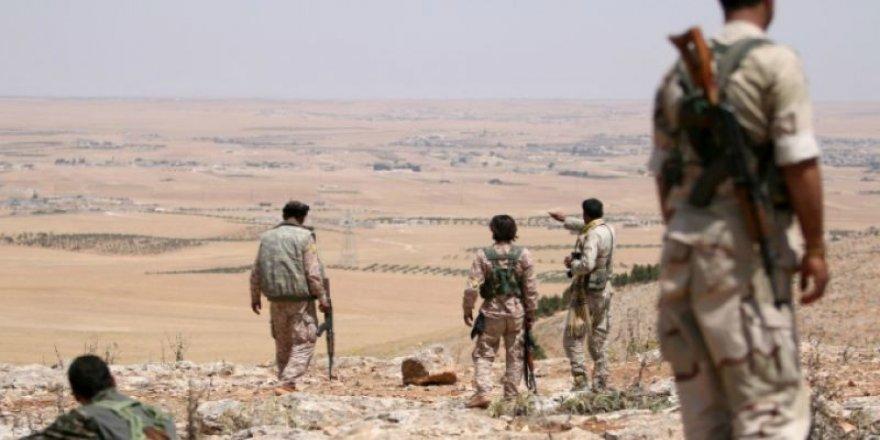 Suriye'den Münbiç açıklaması