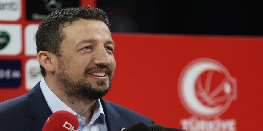 Türkoğlu: Hedef Dünya Kupası'na katılmak
