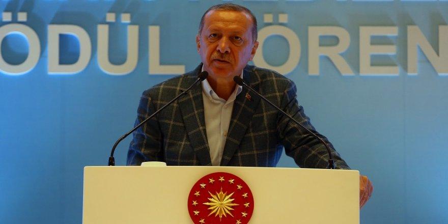 Erdoğan: Hayallerimizi gerçekleştireceğiz