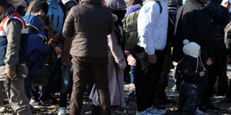 16 kaçak göçmen yakalandı