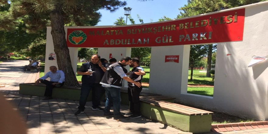 469 polisin katılımıyla narkotik uygulaması yapıldı