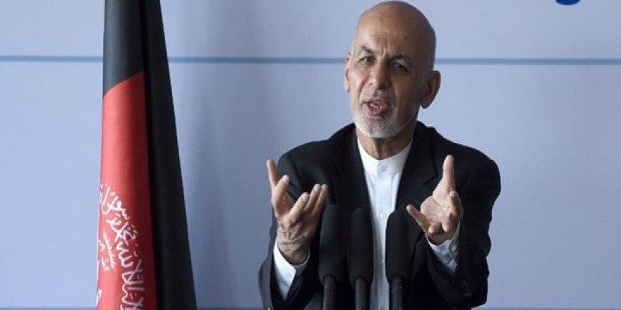 Afganistan: Taliban kabul ederse ateşkes yapabiliriz