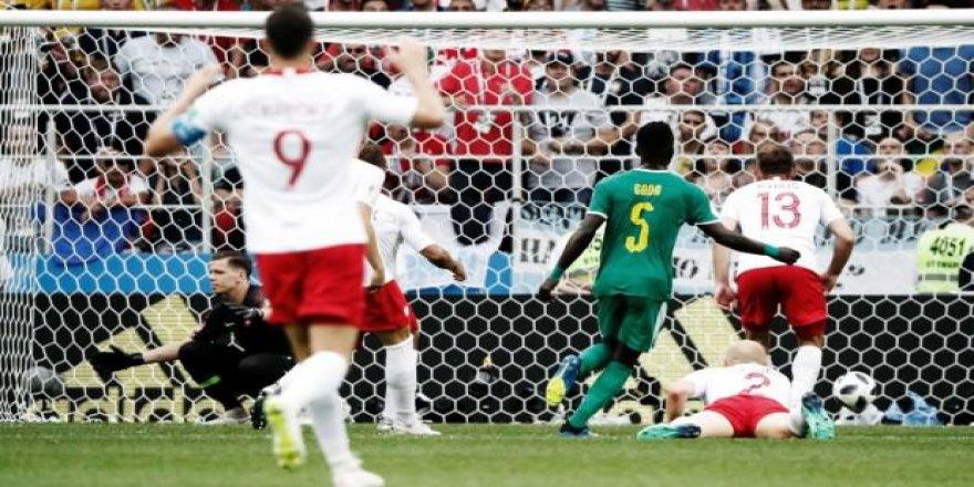 Dünya Kupası'nda şaşırtan olay!