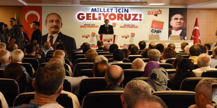 Kılıçdaroğlu'ndan fındık açıklaması!