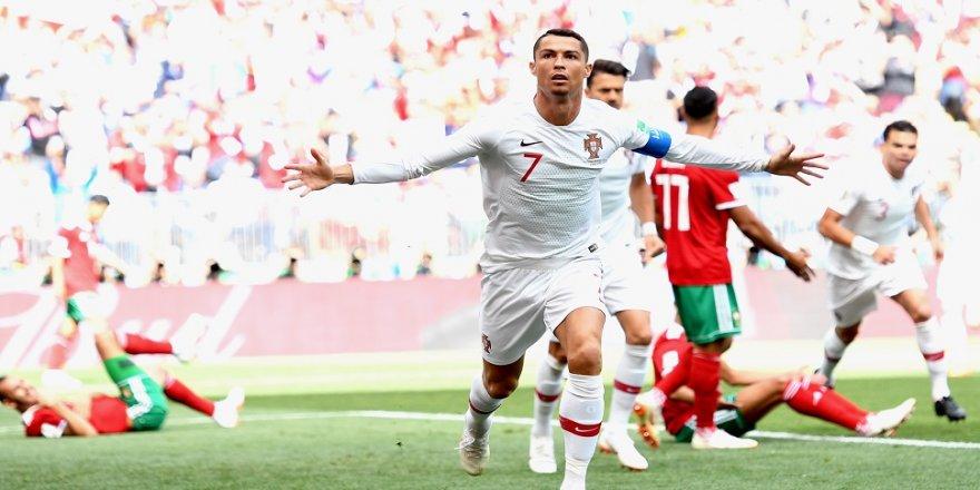 Portekiz, Fas'ı 1-0 mağlup etti