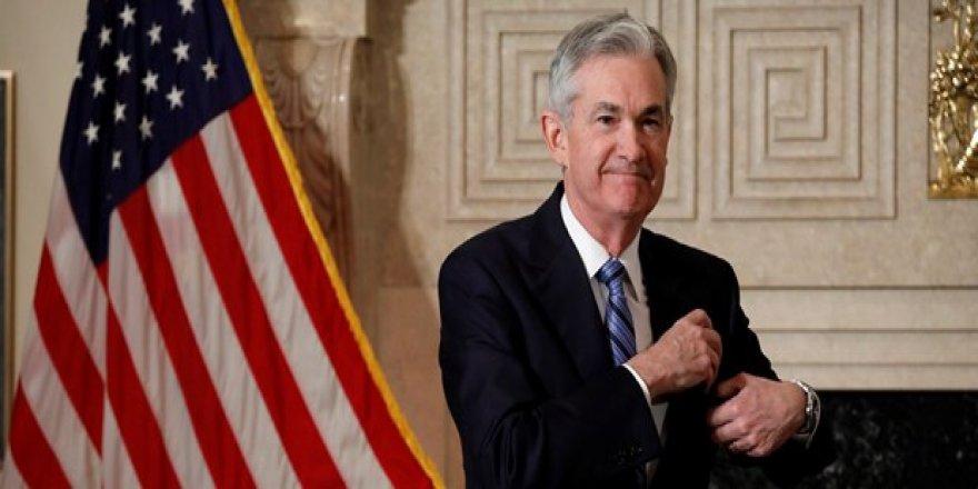 Fed'den faiz mesajı