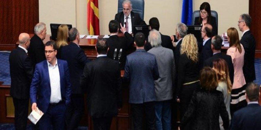 Makedonya ismi resmen değişti