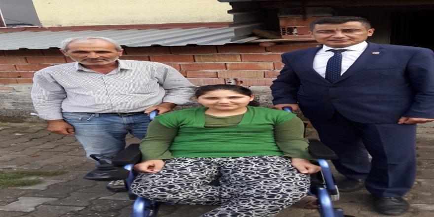 Uzlaşma Bürosu 12 yaşındaki kızı sevindirdi