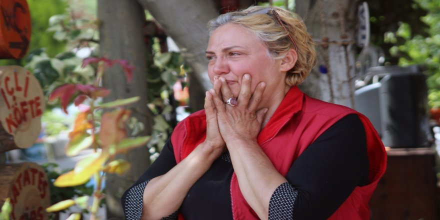 Eşi tarafından yakılmak istenen kadın koruma ve can güvenliği istiyor
