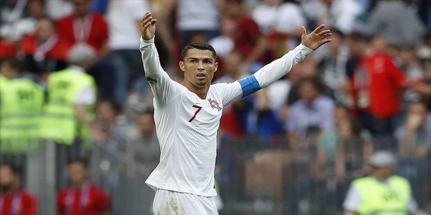 Cristiano Ronaldo bir rekoru daha kırdı