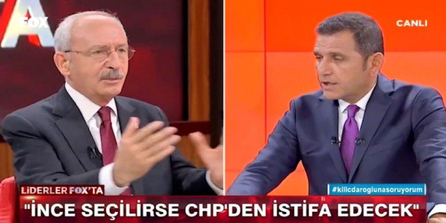 Kılıçdaroğlu canlı yayında açıkladı
