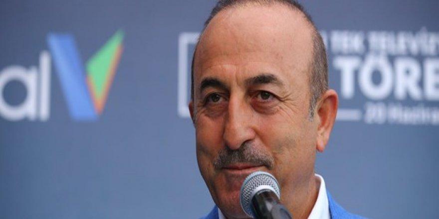 Çavuşoğlu'dan Münbiç ve F-35 açıklaması