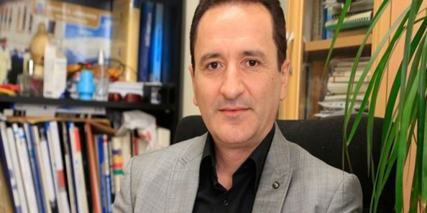 Prof. Özdemir'e soruşturma