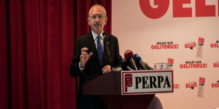 Kılıçdaroğlu: Kira stopajı belasını kaldıracağız